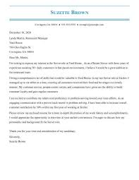 cover letter exles by job 2021