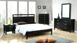 Black Modern Bedroom Furniture Black Bedroom Furniture Finds Black Simple Black Contemporary Bedroom Set