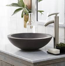 bathroom sink bowl vessel sink vanity concrete sink bowl and porcelain table interesting