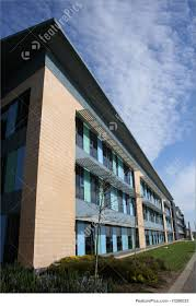 modern office architecture. Modern Office Buildings. Architecture: Lowrise Building With Green Grass Buildings C Architecture