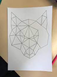 Découvrir la symétrie en jouant avec les couleurs. Le Loup La Symetrie Maitresse De La Foret