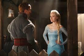 Primera imagen de Anna de Frozen en Once Upon a Time Cine PREMIERE