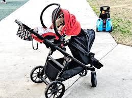positive points of baby jogger city select lux double stroller