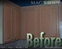 Pickled Maple Kitchen Cabinets Builder Grade Oak Cabinets With Pickled Oak Stain Before Cabinet
