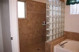 Glass Block Window In Shower doorless shower design luxery doorless shower design with glass 8556 by xevi.us