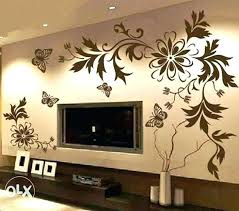 Painting Designs On Walls Paint Design For Bedrooms Zarafa
