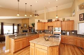 Kitchen Cabinets Denver Impressive Kitchen Awesome Rustic Hickory Kitchen Cabinets Gallery Hickory