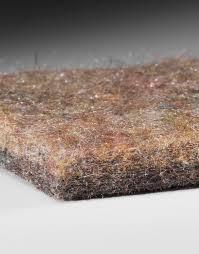 does felt rug pad damage hardwood floors