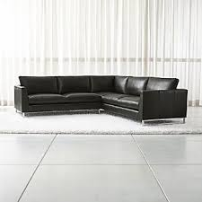 corner sofas with table. Fine Table Tyson Leather 2Piece Right Arm Corner Sofa Sectional With Stainless Steel  Base On Sofas With Table E