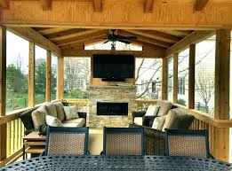 back porch fireplace full size of gas screened with ideas plans f outdoor fireplace porch if pictures back screened designs