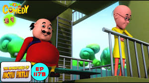 bahaduri puraskar motu patlu in hindi 3d animated cartoon series for kids as on nick