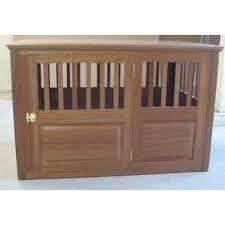 furniture pet crates. Solid Wood Pet Crate Furniture Crates H