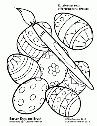 Just click on any of the images you want to color, outlined image will be opened in a new. Free Printable Easter Egg Coloring Pages Coloring Home