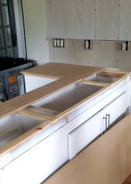 diy wooden kitchen countertops. diy reclaimed wood countertop - adding a layer of mdf diy wooden kitchen countertops i