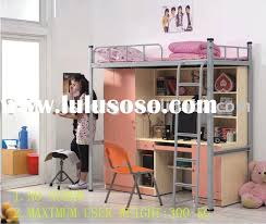 kids loft bed with desk and storage wood bunk bed with desk bundle storage units