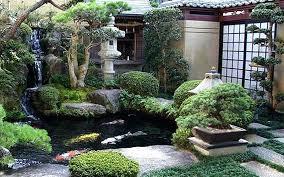 backyard japanese garden ideas small pictures