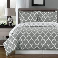 bedroom using white duvet cover queen for gorgeous bedroom