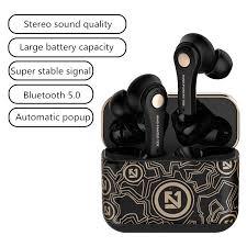 New <b>TS</b>-<b>100</b> graffiti true wireless TWS sports <b>Bluetooth headset</b> ...