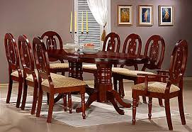 dining chair inspiring 8 chair dining set ideas 10 person 10 seat dining table canada