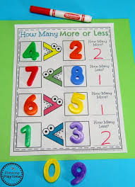 Best 25+ Comparing numbers worksheet ideas on Pinterest | First ...
