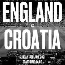EURO 2021 - England vs Croatia ...