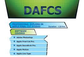 professional diploma in apple final cut studio oxl multimedia  professional diploma in apple final cut studio