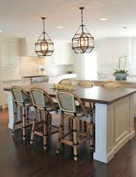 pendant lighting kitchen island ideas. awesome brown triangle unique iron kitchen pendant light stained design enchanting lighting island ideas