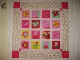 master of patience?: December 2013 & If you have Peppa Pig fans on your quilt list, a word of warning. The fabric  is not only expensive, it is terrible quality! It's 100% poly (nearly lost  a ... Adamdwight.com