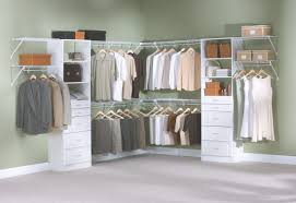 Luxury White Wire Closet Shelving Composition Everything You Need