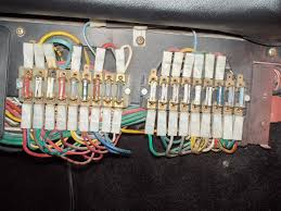 replacement fuse panel for 308 ferrari life attached images