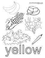 You want to learn the alphabet? Color Preschool Printables Preschool Mom
