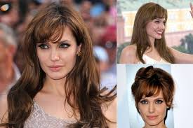 Hairstyle For Long Hairstyle fringes the best celebrity looks in every length and every style 6917 by stevesalt.us