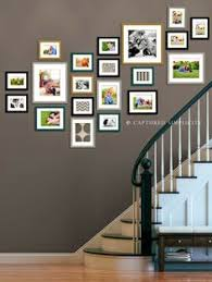 Small Picture wall photo staircase wall decorating ideas Pinterest Wall