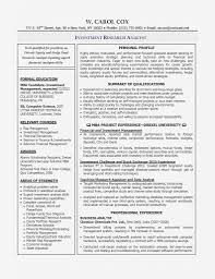 Mba Application Resume Examples Professional Sample Resume For Mba