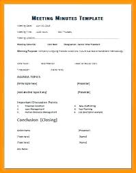 Word Meeting Notes Template Microsoft Word Meeting Notes Template Konfor