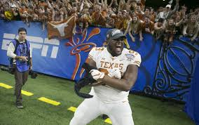 The Dotted Line How Have Texas Defensive Starters Lived Up