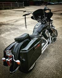 re my new chrome wheels road star forum yamaha road star 2001 yamaha roadstar 14 bagger bars and harley style saddlebags