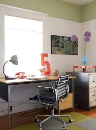 Image Leather Industrial Desk Decorpad Industrial Desk Contemporary Boys Room Julian Wass Photography