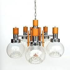 mid century modern ceiling lights mid century modern ceiling lamp five arm chandelier pendant light wood