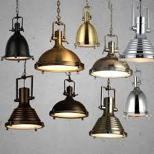 rustic pendant lighting. Modern Retro Industrial Loft Pendant Light Vincent Chrome Country Rustic Lamp Fixture Lighting E27 For