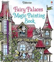 Fairy Palaces Magic Painting Book Lesley Sims – The Broadway Bookshop