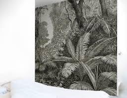 Tropisch Woud In Ceylon Behang Op Maat Naturalis Unlimited