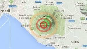 Sciame Sismico Sul Vesuvio 30 Scosse In Unora