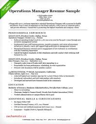 managers resume examples top result executive resume samples elegant operations manager