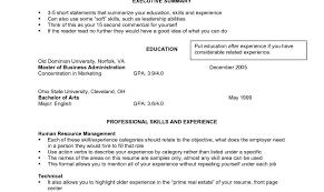 98 Resume Heading Good Resumer Example