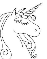 Unicorn Rainbow Coloring Pages Free Printable Unicorn Coloring Page From Projectsforpreschoolers