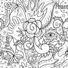 Free Printable Abstract Coloring Pages For Adults - FunyColoring