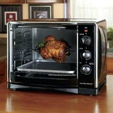 hamilton beach countertop oven unique with convection and rotisserie 31104 review
