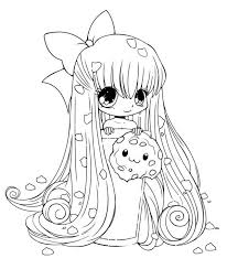 Small Picture Online for Kid Cute Girl Coloring Pages 14 In Coloring Pages