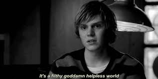 Tate Langdon Quotes American Horror Story Amino Interesting Tate Langdon Quotes